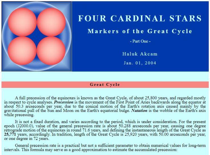 4 Royal Stars Cardinal Cross Haluk Akcam pt1